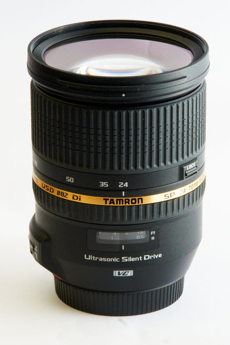 Tamron SP 24-70mm f/2.8 VC USD Lens Review | Photography Gear News | Scoop.it