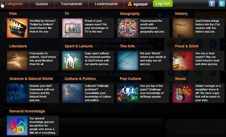 QuizFortune, aprender jugando | tec2eso23 | Scoop.it