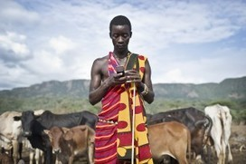 These 10 apps will boost agriculture in Africa - Ventures Africa | Tech in agriculture | Scoop.it