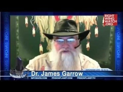 Jim Garrow Claims Reagan Almost Nuked Mecca & God Stopped Obama From Nuking US | Daily Crew | Scoop.it