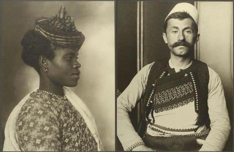 Ellis Island immigrant portraits circa 1900 | History in Pictures | Scoop.it