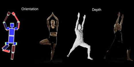 Kinect Eyes-Free Yoga | KINECT APPS - GAMES | Scoop.it
