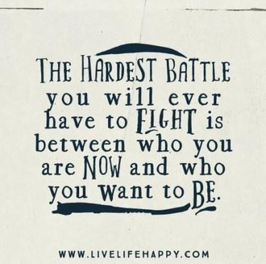 The Hardest Battle | Praying | Scoop.it