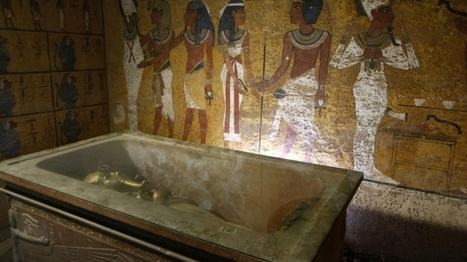 Researchers Say King Tut's Dagger Was Made From a Meteorite - History in the Headlines   Breaking World - African News   Scoop.it