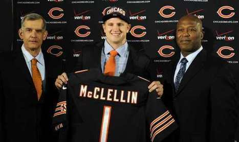 Bears agree to terms with first-round pick, LB Shea McClellin - CBSSports.com (blog) | Boise State Football | Scoop.it