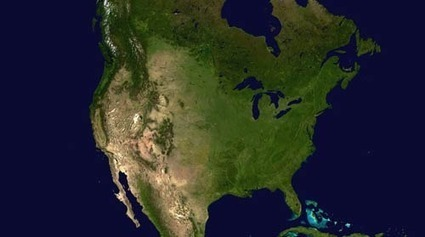 Una mirada detrás de la disminución en la inmigración ilegal de EE.UU. - New America Media | Geografía | Scoop.it