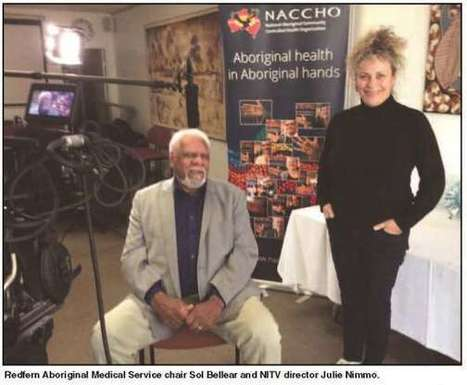 "NACCHO begins production  ""Aboriginal health in Aboriginal hands ""a 20 episode video series | CDU Health Science | Scoop.it"