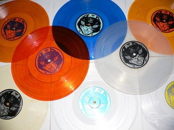 Records, Right 'Round, Baby | Antiques & Vintage Collectibles | Scoop.it
