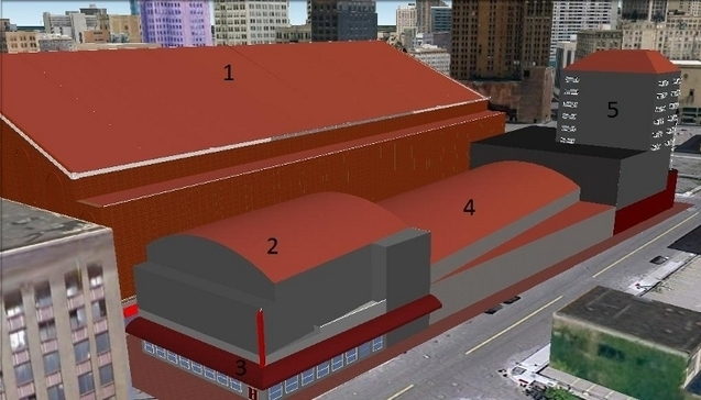 US Taxpayers To Help Detroit While They Spend Millions On New $650 Million Hockey Arena YOU PAY FOR IT