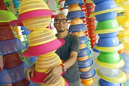 Entrancing Artwork For The Digital Age~by artist Choi Jeong-Hwa | Visual*~*Revolution | Scoop.it