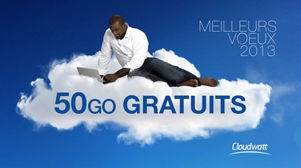 Cloudwatt veut mettre ippon la concurrence en offrant 50 Go de stockage gratuits | Pierre Paperon | Scoop.it