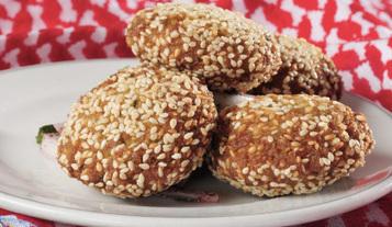 Finger food veloci: polpettine di carote e ricotta con semi di sesamo ... | wineandfoodweb ricette | Scoop.it