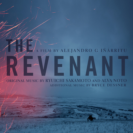 ALBUM. Ryuichi Sakamoto & Alva Noto - The Revenant (OST) — | Musical Freedom | Scoop.it