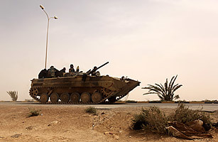 Why Gaddafi Has Survived Libya's Rebellion | Coveting Freedom | Scoop.it