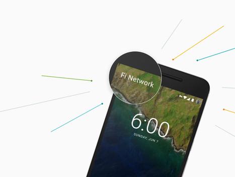 Google lance son offre de téléphonie mobile dans une demi-douzaine de pays   cosson-Hotellerie-Restauration-Tourisme   Scoop.it