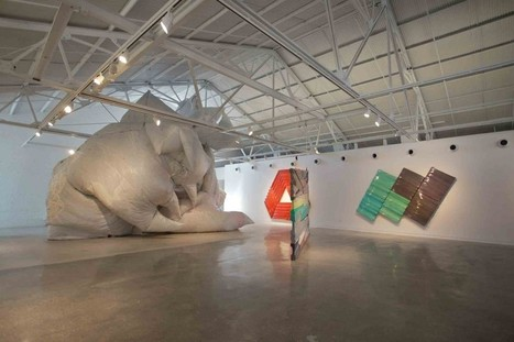 Dan Steinhilber: Hold On, Loosely | CAM Raleigh | Contemporary Installation Artists | Scoop.it