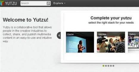 yutzu, herramienta colaborativa para recolectar, compartir y publicar contenido multimedia.- | Aprendiendo a Distancia | Scoop.it