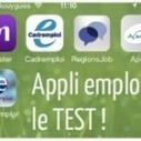 Appli Emploi: le test!   Veille Blog et Métiers   Scoop.it