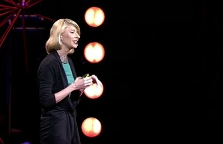 """TED talk: """"Your body language shapes who you are,"""" by Amy Cuddy 