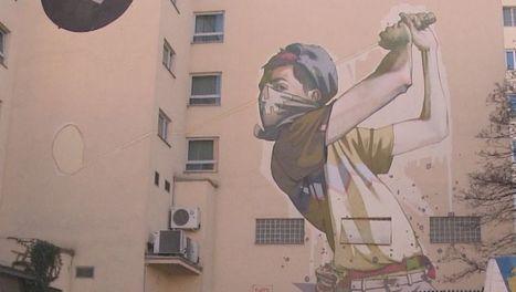 Street art - un art contestataire -Yourope | ARTE | Arts et FLE | Scoop.it
