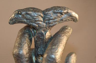 Diez años de misterio en torno al 'águila bicéfala' romana de Lucentum | LVDVS CHIRONIS 3.0 | Scoop.it
