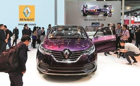 Découvrez les voitures du futur ! - Valeurs Actuelles | Innovation automobile | Scoop.it