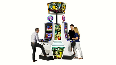 Role-playing video slots are conquering the USA | Portal MAZAL | Scoop.it