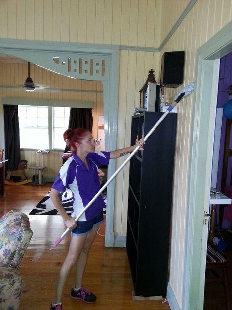 Heather Birt- Cleaner   OHS Quests   Scoop.it