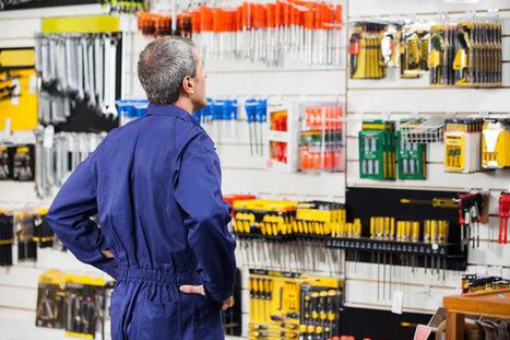 Guide pour ouvrir un magasin de bricolage | Création d'entreprise et business plan | Scoop.it