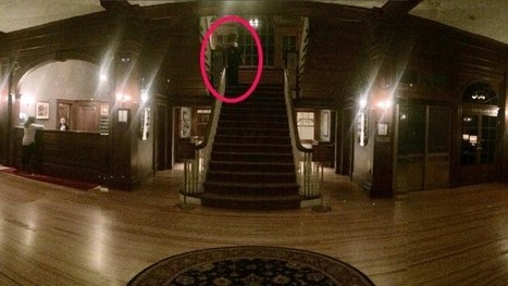 Was A Ghost Spotted At The Hotel That Inspired 'The Shining'? | Vloasis awesome sauce | Scoop.it