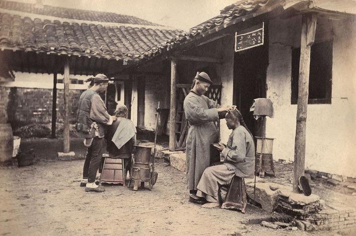 Rare 19th century photographs of Shanghai | BBC | Kiosque du monde : Asie | Scoop.it