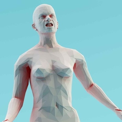 Horrifying and beautiful: embracing the uncanny valley effect. | Metatrame | Scoop.it