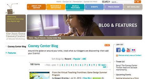The 20 Best Blogs About Game-Based Learning - Online Colleges | Technology for school | Scoop.it