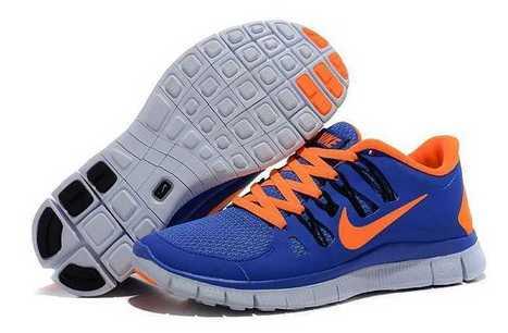 Men Nike Free Run 5.0 Shoes Violet Orange uk best seller sale online | mode | Scoop.it