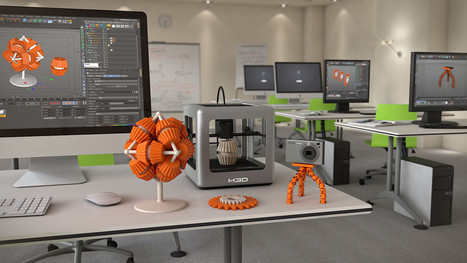 The Micro by M3D | The First Affordable Consumer 3D Printer | 3D Printing in Manufacturing Today | Scoop.it