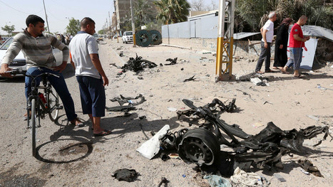 Baghdad car bombs and suicide attacks kill 35 - sources | UNITED CRUSADERS AGAINST ISLAMIFICATION OF THE WEST | Scoop.it