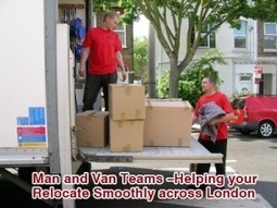 Man and Van Teams –Helping your Relocate Smoothly across London | Removals | Scoop.it
