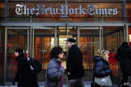 Las lecciones que aprendió el NYTimes a la hora de innovar en la redacción | New Journalism | Scoop.it