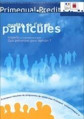 Qualité de l'air et Particules : impacts sur environnement et santé | Toxique, soyons vigilant ! | Scoop.it