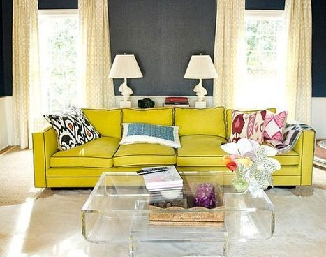 Colors and Fibers that Express Home-Style Love | Designing Interiors | Scoop.it