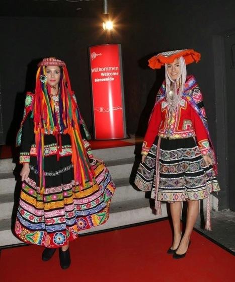 Tejidos Inca | tejidos | Scoop.it
