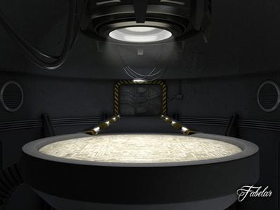 Garage futuriste 3D   3D Library   Scoop.it