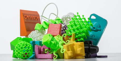 3-D Printers to Make Things You Need or Like | Math Research | Scoop.it