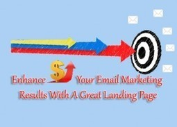Enhance Your Email Marketing Results With A Great Landing Page | Garuda - The Intelligent Mailer | Email Marketing | Scoop.it