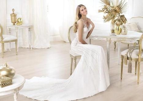 Twitter / LuxuryStyleMag: La #mariée de la semaine ... | Fashion | Scoop.it