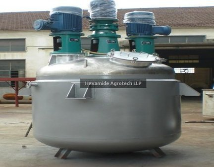 Reactor Kettle Manufacturer in India – Hexamide Agrotech | Mahesh Raje | Scoop.it