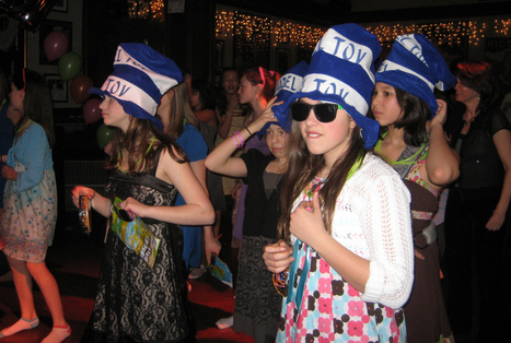 """""""You're Not Invited"""": Teen Victims of the Bar/Bat Mitzvah Years and What To Do About It 