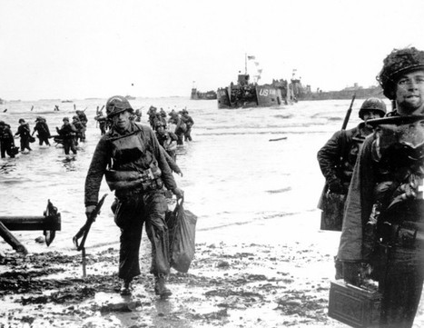 Remembering courage on D-Day - Dallas Morning News (blog) | Maximizing Human Potential | Scoop.it