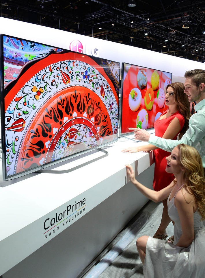 What To Expect From LG UF9400 Quantum Dot? | Machinimania | Scoop.it