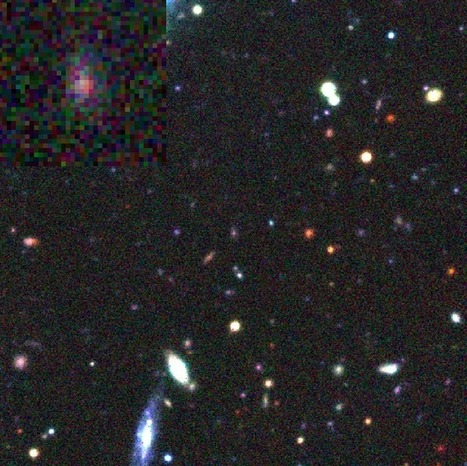 Gravitational Lensing: Supernova PS1-10afx has shown brighter than 100 billion suns | Amazing Science | Scoop.it